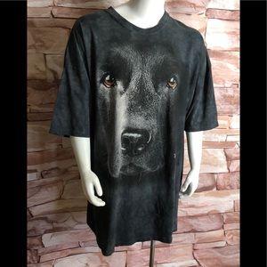 The Mountain shirt size 5XL